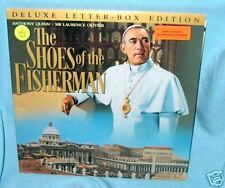 LD laser SHOES OF THE FISHERMAN Anthony Quinn Ltbx