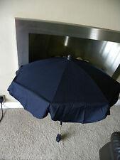 Blue Sun Parasol Parapluie poussette pour Maxi Cosi silver cross Graco Chicco Britax