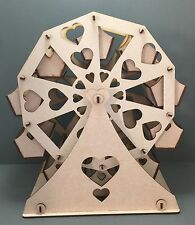 Y30 MDF PLAIN Ferris Wheel Sweet Table Display Weddings Parties Decoration
