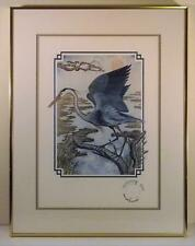 JOHN RAMOS VINTAGE (1981) LIMITED EDITION PRINT EXCELENT CONDITION 10/10