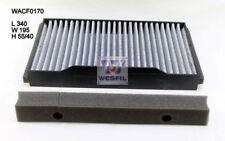 WESFIL CABIN FILTER FOR Saab 9-5 1.9L TiD 2008 03/08-09/09 WACF0170