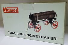 Mamod TE1A - Traction Engine Trailer with Log Load - New.