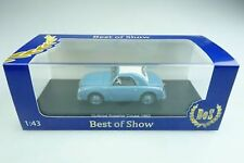 GUTBROD SUPERIOR COUPE 1953 BLUE BOS 43035 1/43 RESINE RESIN BLEU BLAU
