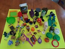 Large Lot of Vintage 1990's McDonalds Toys