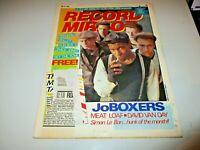 Record Mirror May 21,1983/Meat Loaf/Duran Duran/China Crisis/Fun Boy 3/Dollar