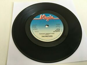 """The Motors - Forget About You - 7"""" Vinyl Single"""