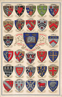 R120677 Oxford University Arms of the Colleges of Oxford