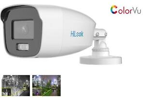 HiLook By Hikvision THC-B229-M 2MP 3.6mm ColorVu 4-In-1 Bullet Camera 40m IR