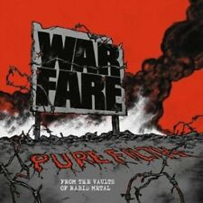 WARFARE - PURE FILTH: FROM THE VAULTS OF RABID METAL  CD NEW+