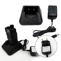 Battery Charger EU Plug Power Adapter for BaoFeng UV5R Plus UV5RA Plus UV5RE