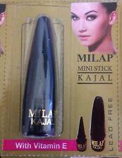 MILAP MINI STICK KAJAL Eyeliner with vitamin E Original FROM INDIA