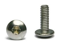"Torx Truss Head Machine Screw Stainless Steel Screws 1/4""-20 x 3/4 QTY 25"