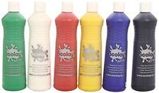 Scola Artmix 6 x 600 ml Paint Coloured