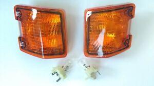NEW Turn Signal Indicators SET FOR VW TRANSPORTER VANAGON CARAVELLE T3 1979-1992