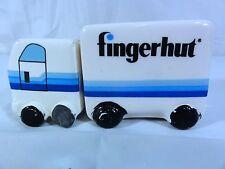 Fingerhut tractor trailer salt and pepper set