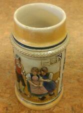 BEER STEIN MADE IN GERMANY Rare German mug