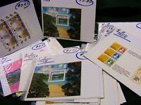 Lot of  New Zealand  SOUVENIR  Sheets ,Stamps..Mini-Sheets..$174.00 Retail.