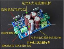 TDA7293 100W+100W 2x100W Stereo Power Amplifier DIY Kits 20Hz~20kHz 2x AC15-32V