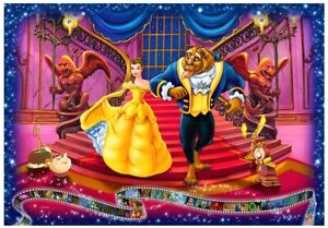 NEW 1000 Piece Ravensburger Disney Collectors Edition Beauty & The Beast Puzzle