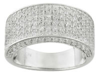 Size 7 - Bella Luce 2.79ctw Rhodium over Sterling Silver Ring