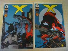 43 Dark Horse X Comics Greatest World complete full set one shot Hero Arcadia NM
