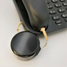 Landline Telephone Handset Cord-Minder Preco Retractable to Replace Coil USA