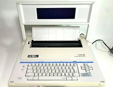Smith Corona PWP80 Personal Word Processor Typewriter TESTED Working