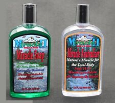 PIC 2- MIRACLE II / 22oz SOAPS OR NEUTRALIZER  CHEMICAL FREE pH BAL FREE SHIP