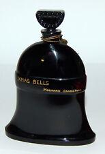 Molinard (Grasse) - Flacon XMas Bells en verre noir