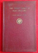 The Forest Trees Of New England By Robert Greenleaf Leavitt 1932