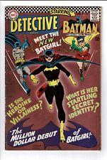 Detective Comics #359 1st new Batgirl Not CGC, Raw, 5.0 or 5.5??? Nice 4.0 Price