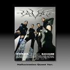 aespa - Savage [Hallucination Quest Ver.] CD+Photobook+Poster+EXPRESS SHIP
