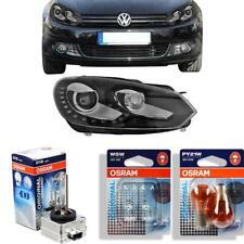 Bi Xenon Fanale Destro VW Golf VI 1K 08- >> Hella LED Dragon Luci D1S