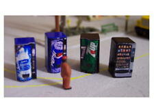 N scale Vending machines soda pop and water N gauge detail item FREE SHIPPING
