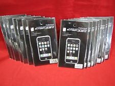 15 PROFESSIONAL SCREEN GUARD PROTECTORS FOR T4 AND 4G/4S ANTI-GLARE