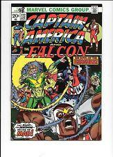 Captain America #172 April 1974 X-Men crossover Banshee