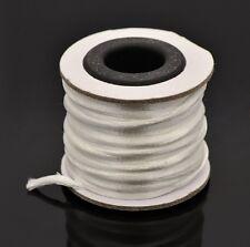 10 M WHITE Macrame Chinese Knot Making Nylon Thread 2mm Dia(NWIR-O001-A-01)
