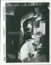 1961 Cimarron Original Press Photo Glenn Ford Maria Schell Anne Baxter