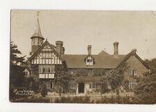 Farm House Plowbatch Sussex Vintage RP Postcard  292a
