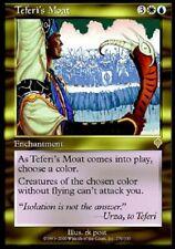 MTG Magic - (R) Invasion - Teferi's Moat - SP