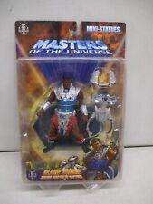 2005 Neca Masters of the Universe Mini Statue Clamp Champ