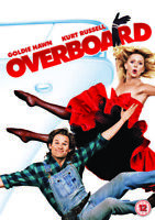 Overboard DVD (2001) Goldie Hawn, Marshall (DIR) cert 12 ***NEW*** Amazing Value