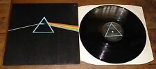 PINK FLOYD DARK SIDE OF THE MOON NICE AUDIO CONDITION 1970s PRESSING W/ POSTERS
