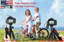 Jintu Wireless Timer Remote Shutter For Canon 760D 750D 650D 600D 550D 60D 70D