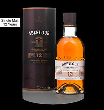 ABERLOUR 12 Jahre - Double Cask Highland Single Malt Scotch Whisky - SFWSC Gold
