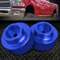 """FOR 2009-2018 DODGE RAM 1500 1.5""""REAR LOW MOUNT LEVELING LIFT KIT SPACERS BLUE"""