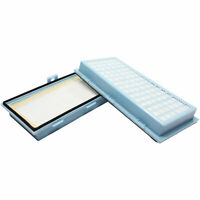 2 Vacuum HEPA Filter for Miele S514, S7580 Swing, S434i, S544, 7000 Series