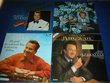lot 5 LP disques 33 TOURS de RUDOLF SCHOCK germany