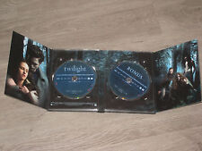 coffret 2 DVD - Twilight - chapîtrre 3 - hésitation