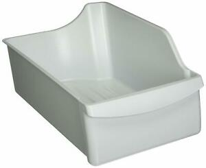 Frigidaire Refrigerator Ice Maker Cube Bucket Storage Bin Replacement 240385201